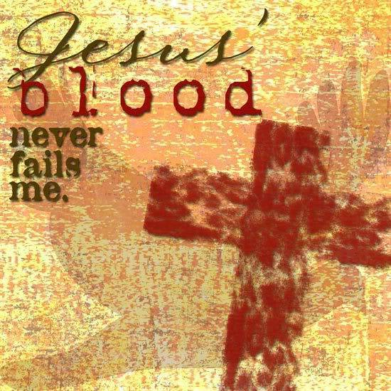 jesus holy blood - gallery